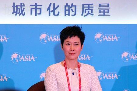 图文:中国电力国际有限公司董事长李小琳