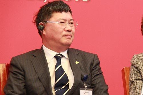 图文:绿地集团董事长、总裁张玉良