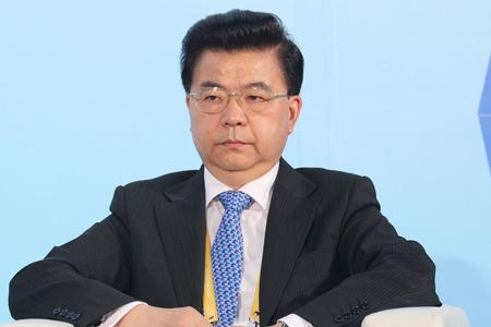 图文:中银国际控股副执行总裁谢涌海