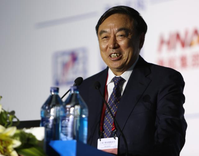 马蔚华:中国老龄化形势严峻 应把握消费促增长