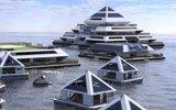 漂浮金字塔城预计2022年开业