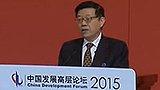 中国发展高层论坛2015年会开幕式