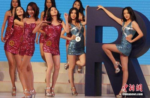 美少女中国模特大赛