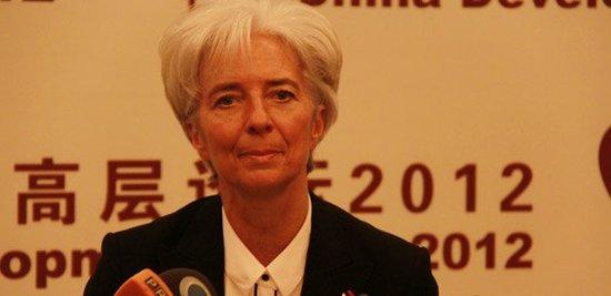 IMF总裁拉加德:筹资项目进展良好