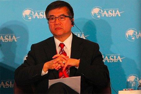 图文:美国驻华大使骆家辉