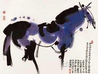 韩美林绘画作品集