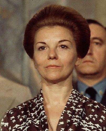 全球美丽女政客的传奇人生