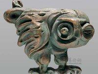 韩美林自选雕塑作品集