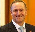 新西兰总理约翰基