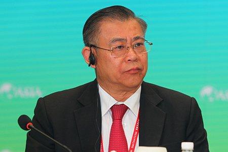 图文:泰国农业部长Yukol Limlamthong