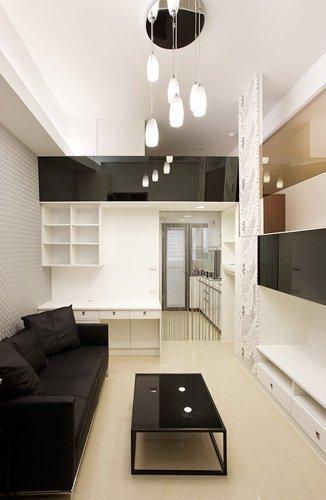 10平以下小客厅5种经典设计方案