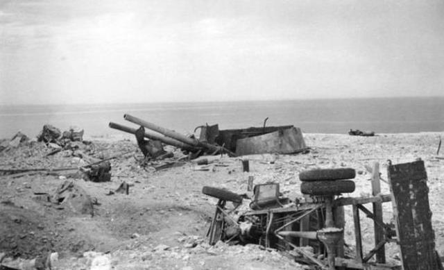 挑战黑人巨炮_这家德国公司只出品巨无霸:二战搞个超级巨炮,现在搞个陆上航母