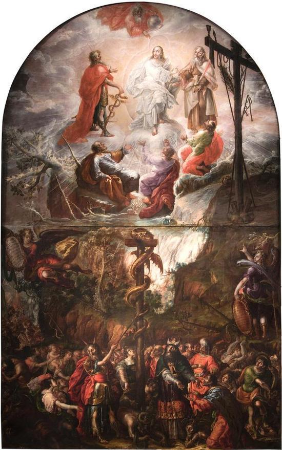 纽约大都会呈现的德比利亚尔潘多的艺术你见过吗