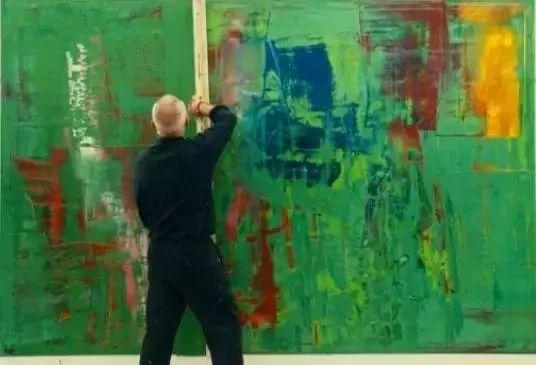 里希特|我相信艺术给人的自由