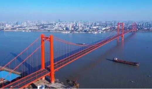 震撼!世界第一高桥合龙 相当于200层楼高