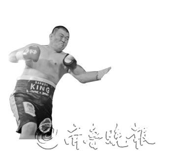 张君龙ko获胜.王猛 摄