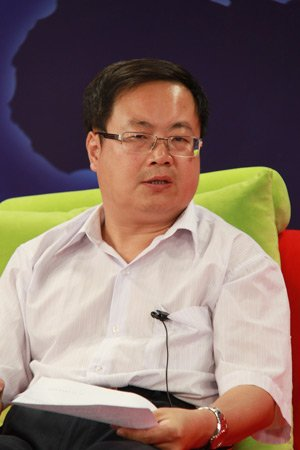 中国人民大学经济学院副院长刘瑞