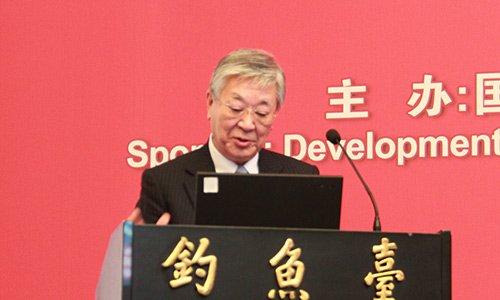 图文:日立公司总裁、执行役社长中西宏明