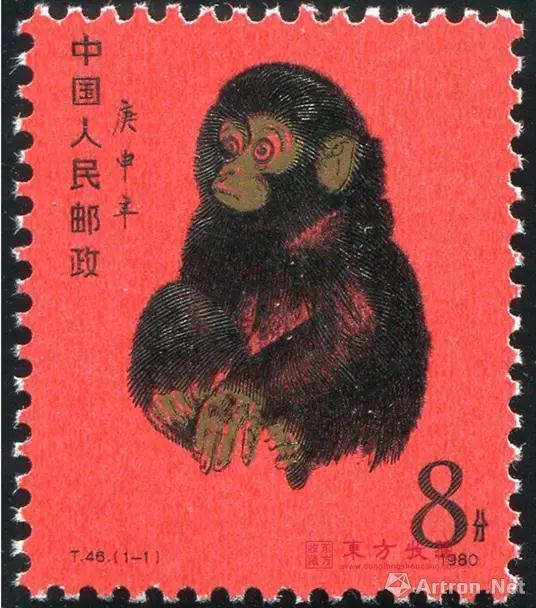 猴票市场再度爆红 大版票拍出200万