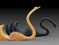 韩美林雕塑作品展