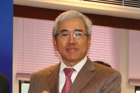 [图]信诚证券董事总经理刘升昂