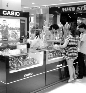 当当网再被指销售假卡西欧手表 专柜拒绝验货