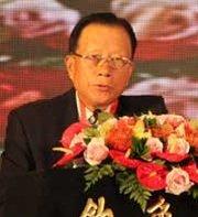 前中国证监会主席 周道炯