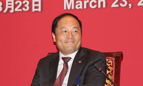 图文:弘毅投资顾问有限公司总裁赵令欢