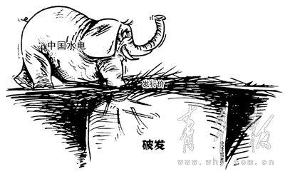 素描简笔画大象