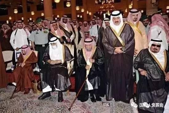 揭沙特王室:现有5千多个王子 开国国王娶38个妻子