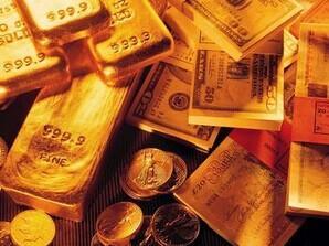 现货金价上涨1%,因油价上扬促使投资者回归金市