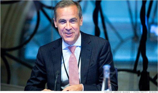 马克·卡尼:薪酬最高的央行银行家