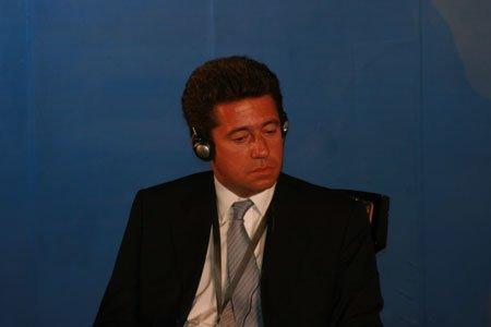 罗兰 贝格亚洲区总裁常博逸