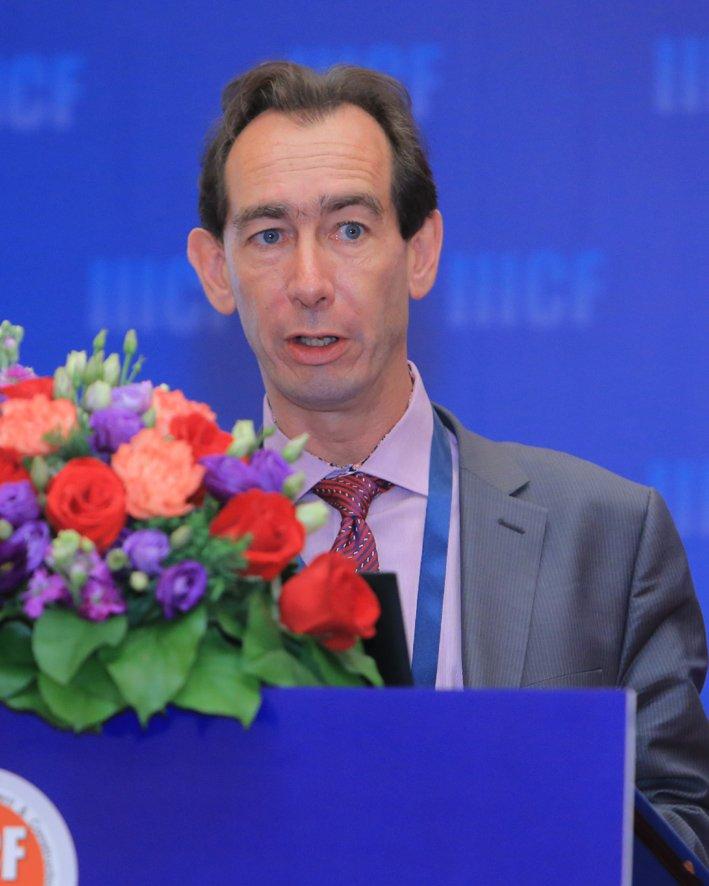 泛美开发银行环境保障处环境首席专家 Emmanuel Andre Boulet