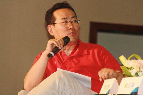 图文:北京行知传媒文化有限公司董事长曲向东