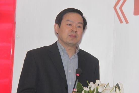 腾讯网副总编辑马立致辞