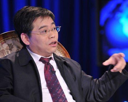 《论道》对话吕本富:当文化业遭遇外资潜伏