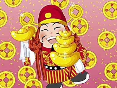 财运测试:2011年你的财神在哪里