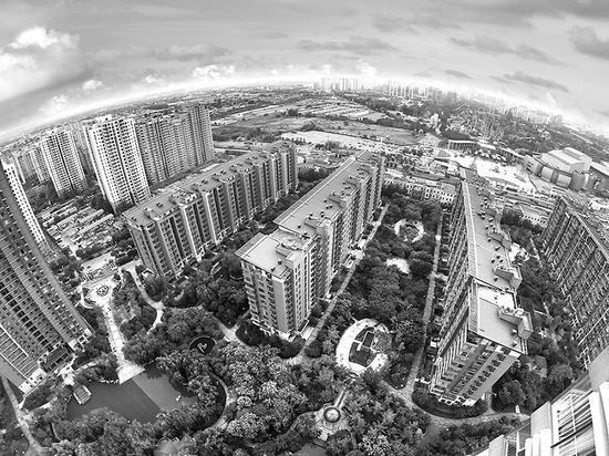 2017年房地产市场巨变:一二线降温 三四线逆袭突起