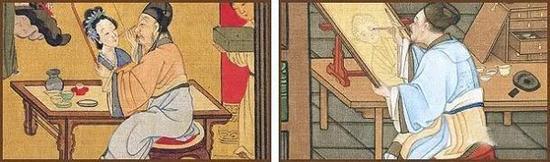 """台北故宫开展""""假画集团"""""""