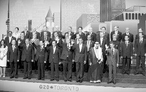 G20峰会强调确保经济复苏 明确减债路线图