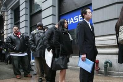 华尔街纪事丨美失业率降至危机前水平