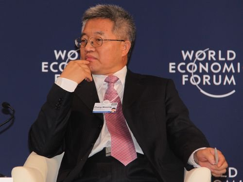图文:北京大学光华管理学院教授张维迎
