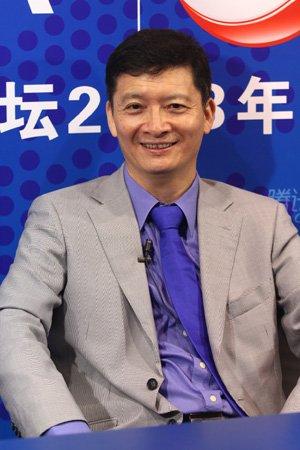 图文:长江商学院副院长王一江