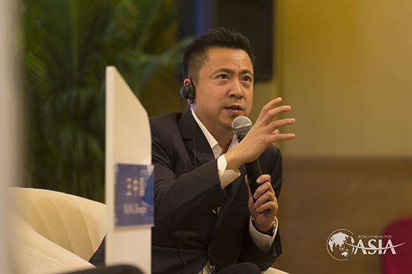 图文:华谊兄弟传媒集团执行总裁王中磊