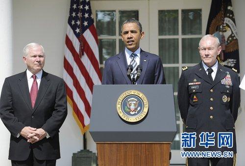 奥巴马提名登普西为下任美军参联会主席