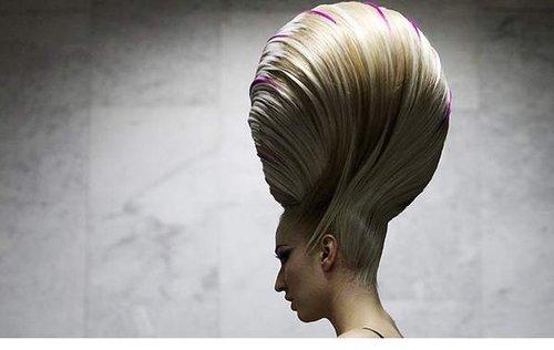 【图】莫斯科另类发型秀 五雷轰顶啊