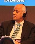 亚洲开发银行驻华首席代表Hamid Sharif