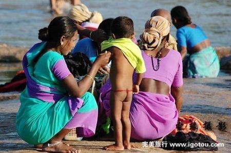 印度女人图片