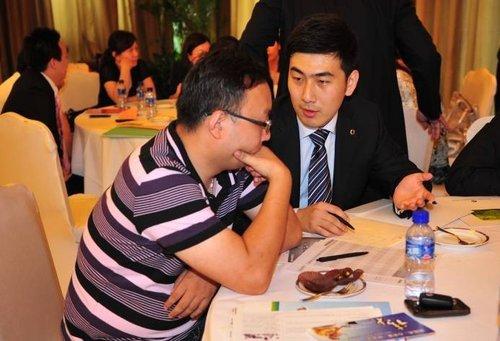 高端客户的�zfjzg9�`_新华人寿携手专家同力打造高端客户理财讲座